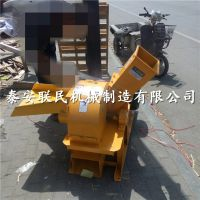 泰安联民供应 420型木材粉碎机三相电树木粉碎破碎机 厂家促销