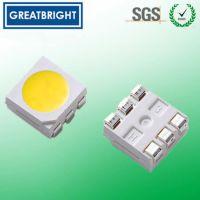 5050贴片LED灯珠 视觉光源LED、室内外照明灯具,景观灯,亮化工程等