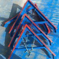 空段聚氨酯清扫器 聚氨酯清扫器刮刀 H型P型清扫器