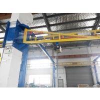 吊车 移动式悬臂吊定柱式悬臂吊气动平衡吊/立柱式双臂旋臂吊