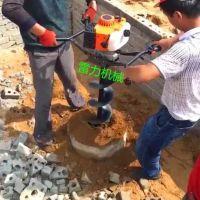 建筑公司专用水泥立柱掏孔机器