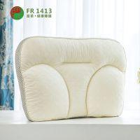 九磁护颈枕 天然乳胶助眠枕 抑菌防螨健康枕头