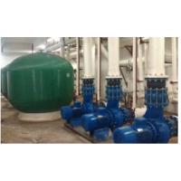纵康钢结构泳池过滤器/广东水处理/游泳池恒温过滤设备