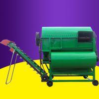 自动装袋秧果分离机 全自动花生摘果机 电机带摘果机批发