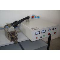 散热器铝管封口焊接、超声波铝管封口机焊接