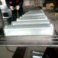 金属传动链不锈钢输送链板线生产厂家集中地点 山东乾德