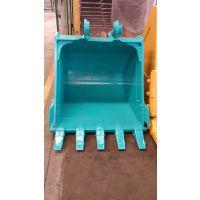 神钢140 0.6方土方 挖掘和装载加强土方斗 挖机配件商