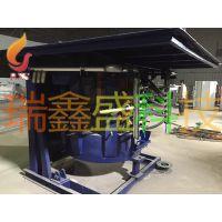 瑞鑫盛1kg迷你中频熔金机/微型熔炼机/小型熔金炉 学校实验中频电炉