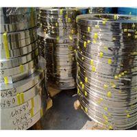 黄山热销不锈钢卷 304弹簧钢带|SUS304镀镍不锈钢带,316镀锡不锈钢带