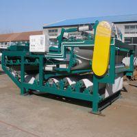 带式压滤机 污泥脱水机 专业处理印染污水 造纸污水