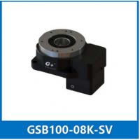 供应台湾吉嘉高刚性高精度伺服马达旋转平台减速机GSB100-08K-SV 代替DD马达