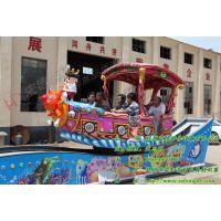 宏德游乐厂家直销梦幻海洋飞船 非常畅销的海洋飘船