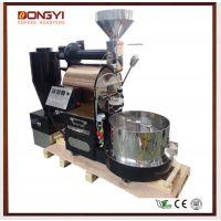 南阳东亿厂家直营 12公斤咖啡豆烘焙机 咖啡工厂专用设备 提供专业化设计方案