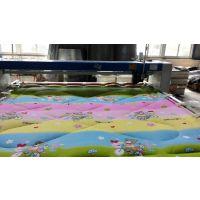 带有自动断线检测装置的绗缝机参数 大规模生产棉被的电脑绗缝机价格
