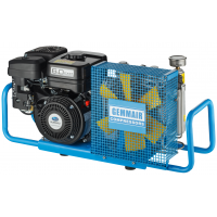 MCH6/SH 呼吸空气压缩机,消防、潜水空气呼吸器充填泵