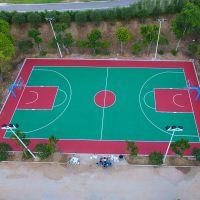 珠海市篮球场专用高杆灯 室外篮球场8米灯杆的安装方法和灯具的配置