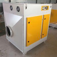 光氧废气处理成套设备耗电低 成本运行低 性能稳定