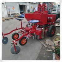 青海民和县多功能土豆覆膜播种机 洋芋种植机