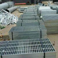 安平恒全专业生产镀锌钢格板 沟盖板@电厂镀锌钢格板厂家报价
