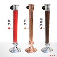 多色排烟管 不锈钢伸缩排风管 烧烤抽烟电机 韩式烤肉抽烟管 30cm
