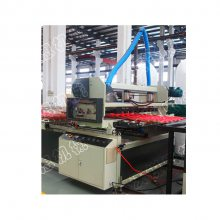 PVC合成树脂瓦设备 张家港沃锐思机械880型琉璃瓦生产线厂家
