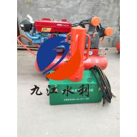 携带方便组装迅速防汛气动打桩机