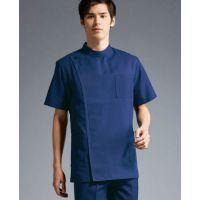 体检服定制 中式医护服定做 棉麻中医服装 白大褂设计定制厂家