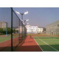 网球场照明灯具/室外网球场灯杆安装布置方案/网球场LED照明灯