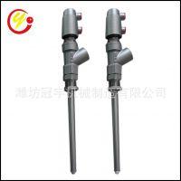 厂家直供全自动灌装机用阀门 防滴漏灌装嘴灌装气动角座阀