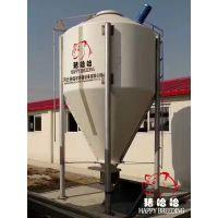 自动化养猪设备自动上料系统厂家直接安装