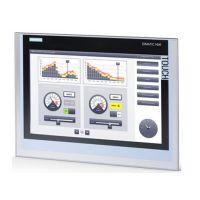 西门子KP1500 精智面板 6AV2-124-1QC0-20AX0按键操作