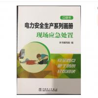 新书促销_电力安全生产系列画册一现场应急处置_电力出版社