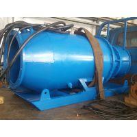 井筒式潜水轴流泵大型轴流潜水泵厂家_工厂制造