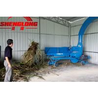 牧草铡草机 全自动秸秆揉丝机 圣隆揉搓机厂家