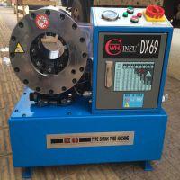 DX69胶管压管机 JINFU牌锦福6-51mm胶管压管机 出口型胶管压管机