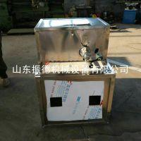 七用玉米膨化机 家用电膨化机 含10马力柴油机 振德热销