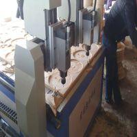 供应立体浮雕雕刻机 镂空花格雕刻