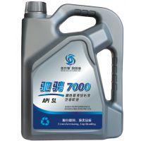 德鲁驰润滑油汽机油 驰骋7000(SL)