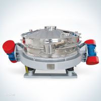供应RA-800直排振荡筛,面粉除杂筛,双电机直排筛 粮食振动筛 化工筛