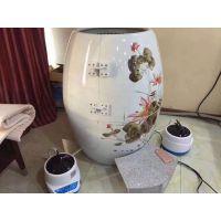 云锋陶瓷秋冬季节美容院养生项目必备活瓷能量缸