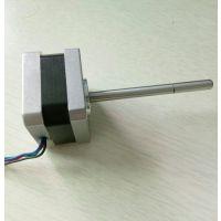 42长轴轴径Φ6MM半自动生化分析仪非标步进电机