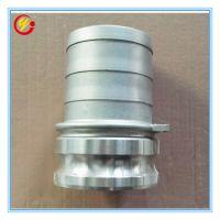 厂家直销优质重型塑料软管快速接头 不锈钢材质E-4寸扣压快接