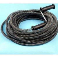 供甘肃白银钢带螺纹管和临夏管道疏通钢带