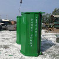 山东3立方勾臂式垃圾箱市场的现状分析