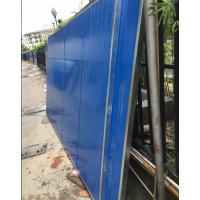 福建维航厂家供应施工围挡 南平三明地区彩钢板夹芯围挡