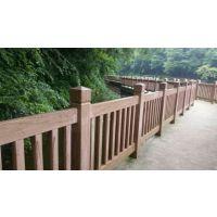 日照市供应市政园林景区护栏 水泥仿石栏杆 河道景观防护栏 公园草坪围栏
