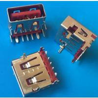 OPPO大电流5P 9P母座USB快充 闪充4A 5A插座 红色/绿色胶芯