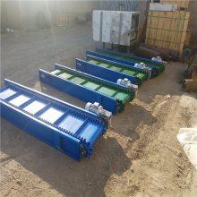 全自动上料皮带输送机 输送量大的皮带输送机 润众