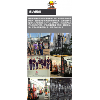 广州腾达建筑设备香港指定产品越秀梯博士DR.LADDER铝合金折叠梯子安全舒适便捷