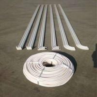 专业生产衡水得发 13#气调仓专用胶管 环流熏蒸密封槽 氮气仓密封管